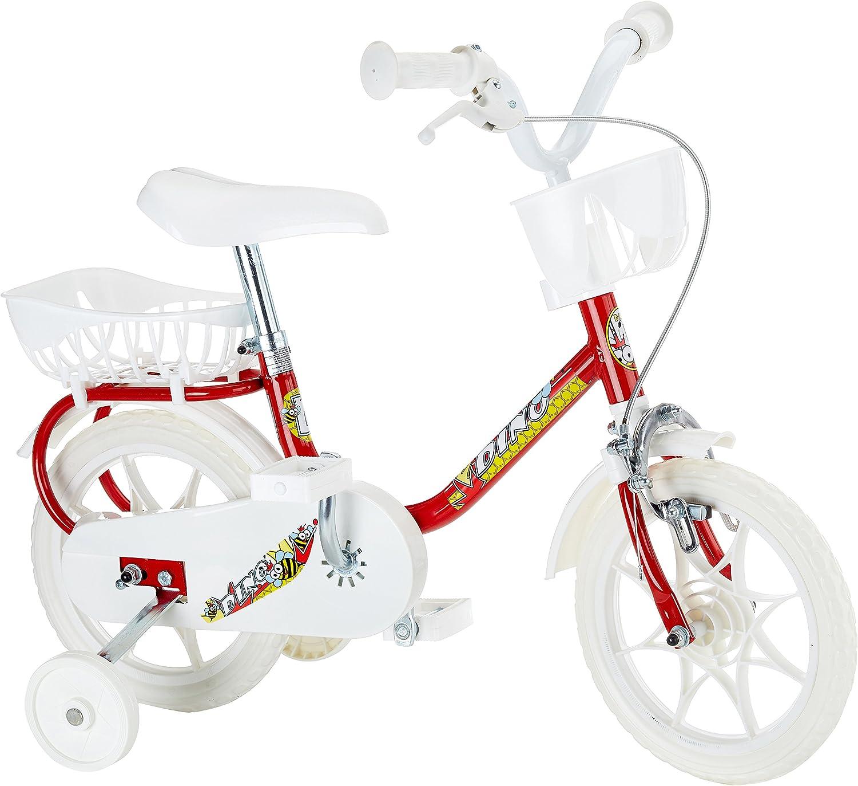 la red entera más baja Dino Dino Dino Bikes - Triciclo para Niños (AUA101FL), Colors rojos y blancoos  envío rápido en todo el mundo