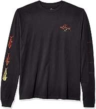Quiksilver Waterman Men's Tuvalu Long Sleeve Tee Shirt