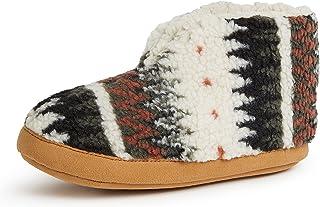 Dearfoams Women's Original Warm Up Bootie Slipper