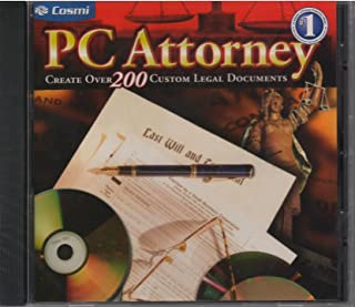 pc attorney software