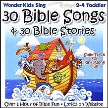 30 Bible Songs & 30 Bible Stories (Feat. Kay Dekalb Smith)