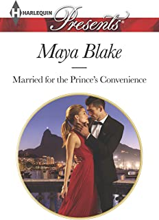 Married for the Prince's Convenience (Harlequin Presents)