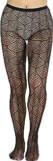 Women's Aquatic Mermaid Lace Pantyhose
