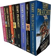 Terry pratchett Discworld novels Series 6 and 7 :10 books collection set