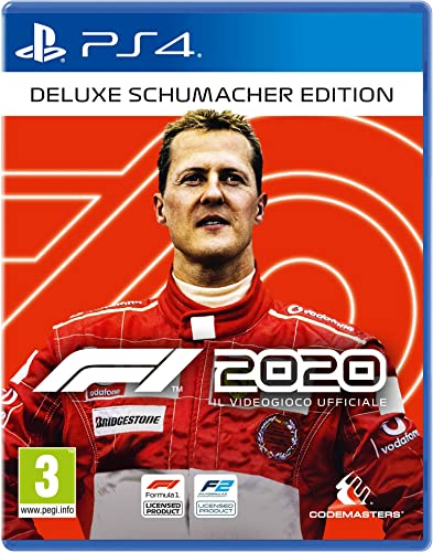 Codemasters f1 2020 deluxe schumacher edition - complete - playstation 4 4020628722401