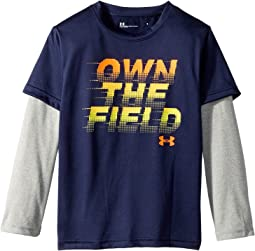 Under Armour Kids - Own the Field Slider (Little Kids/Big Kids)