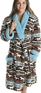 Best horse print bathrobe Reviews