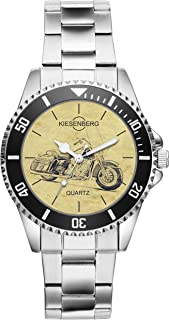 Gift for Harley Davidson Road King Motorcycle Driver Fans Kiesenberg Watch 20412