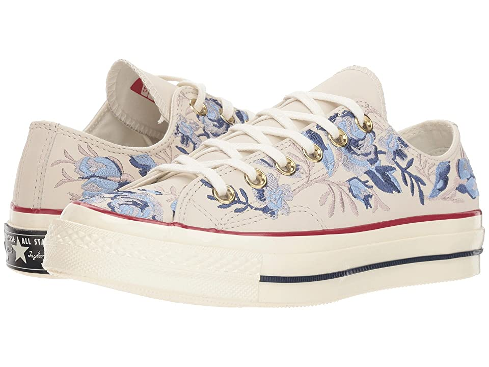 Converse Chuck 70 Parkway Floral Ox (Driftwood/Provence Purple/Egret) Women