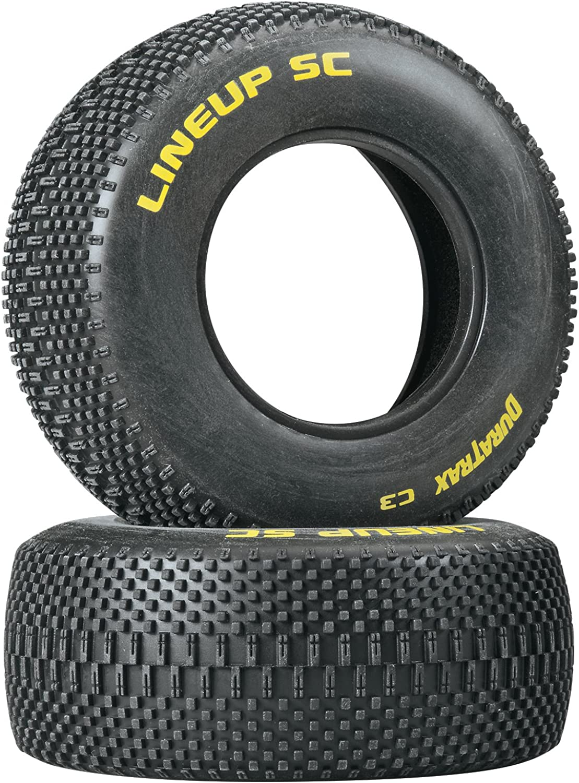 Duratrax Lineup SC Tire C3 (2Piece)