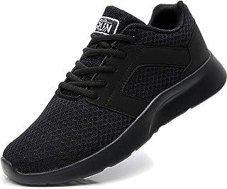 Uricoo Chaussure de Course Homme Femme Chaussures de Outdoor Sneakers Mode Basket Chaussure de Course Sport Walking Shoes ...