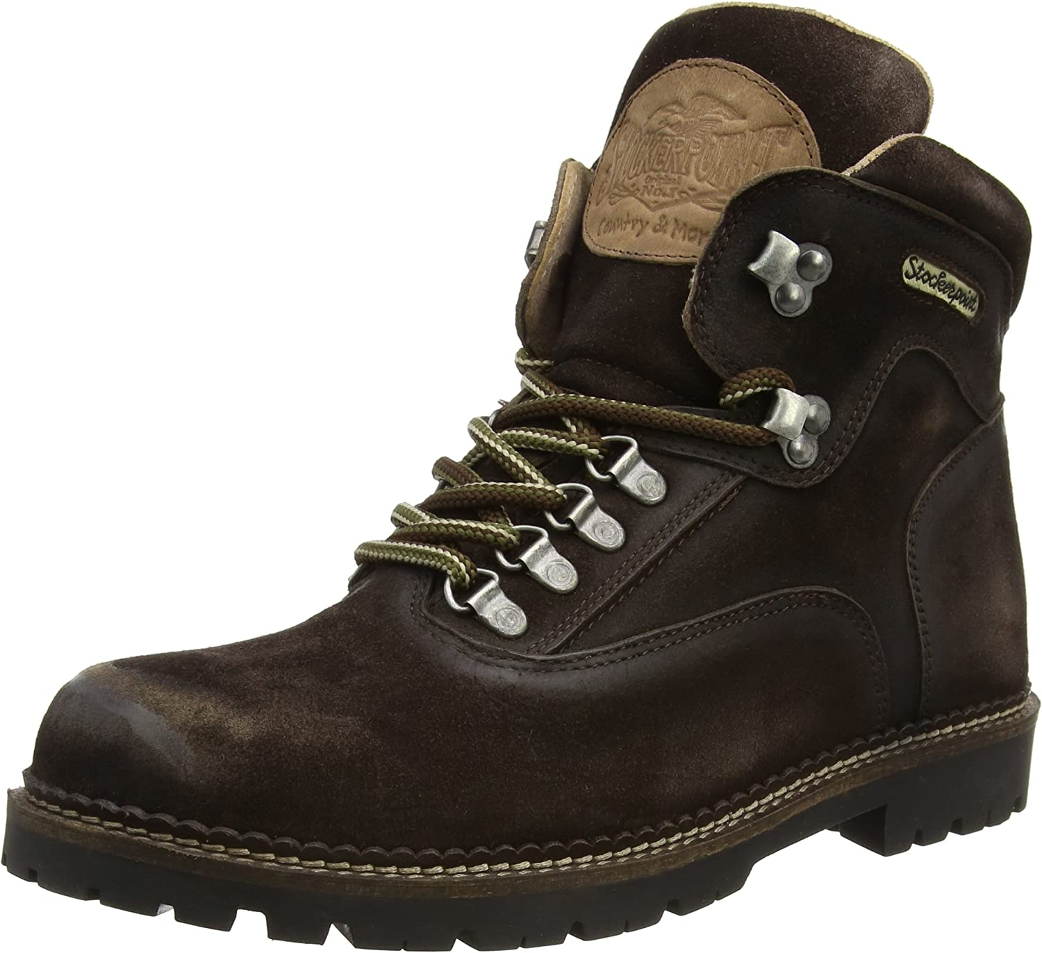 Stockerpoint 4460, Men's Cold Lined Classic Boots Short Length