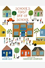 School's First Day of School Kindle Edition