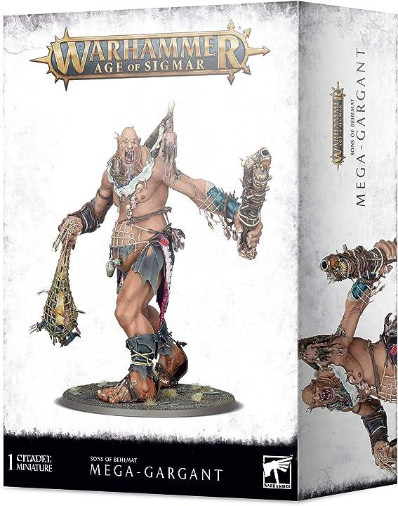 Figli di behemat mega-gargant warhammer aos 99120299062