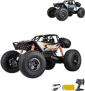 2,4GHz RC Control Remoto (4WD accionamiento Crawler de Buggy, Vehículo de escalada, Truck, vehículos, escala 1: 14, Auto, Car, Set completo