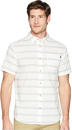 Pickett Short Sleeve Woven Top