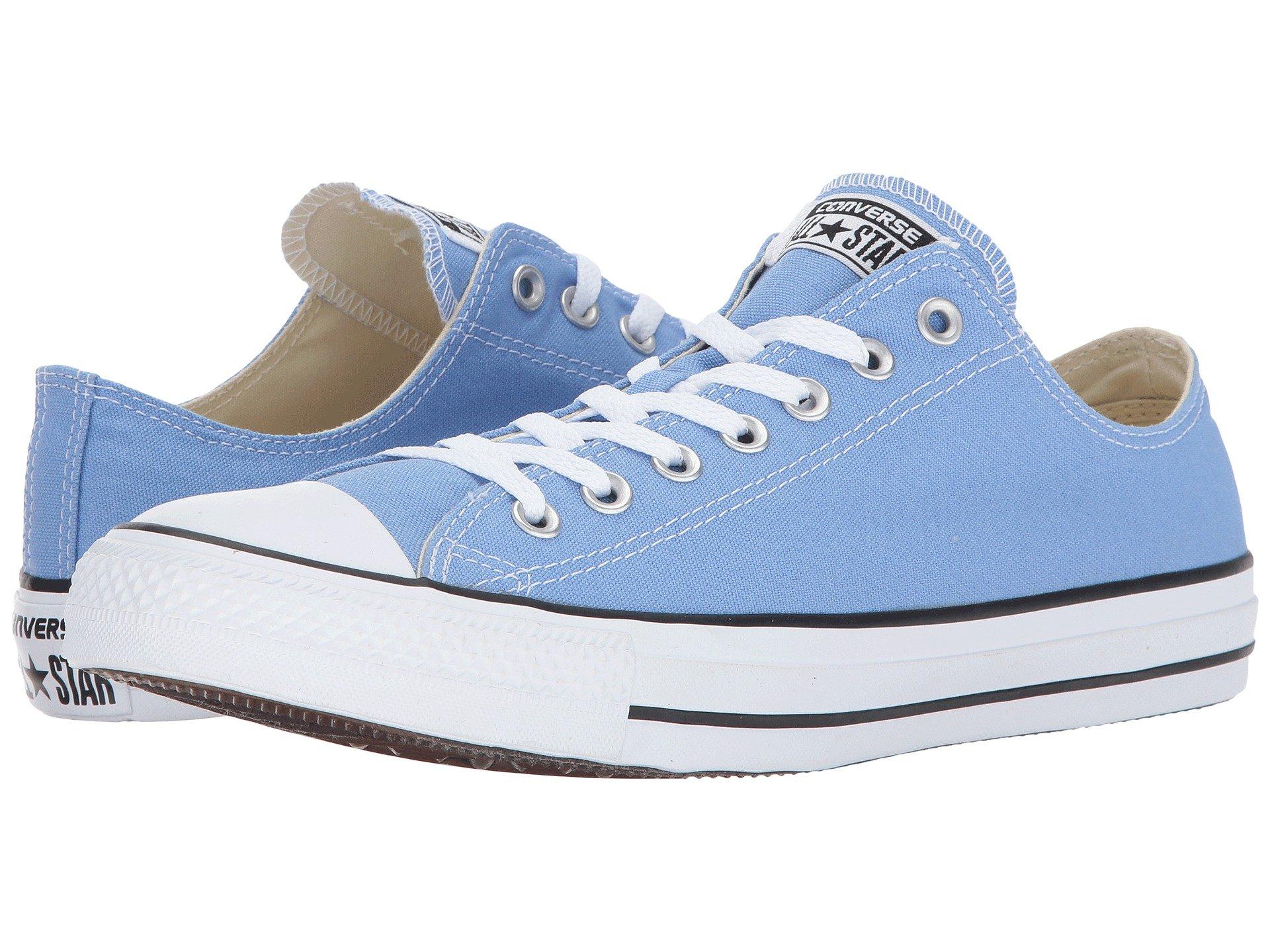 Converse Chuck Taylor All Star Seasonal Ox In Pioneer Blue ... 986329670