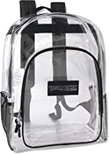 trailmaker deluxe clear backpack
