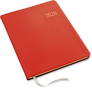 2020 Large Weekly Planner by Gallery Leather - Open Format 9.75