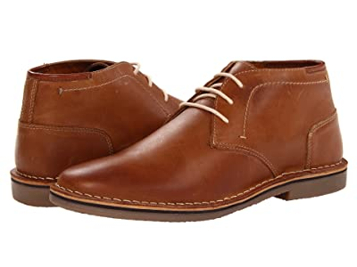 Steve Madden Hestonn (Tan Leather) Men