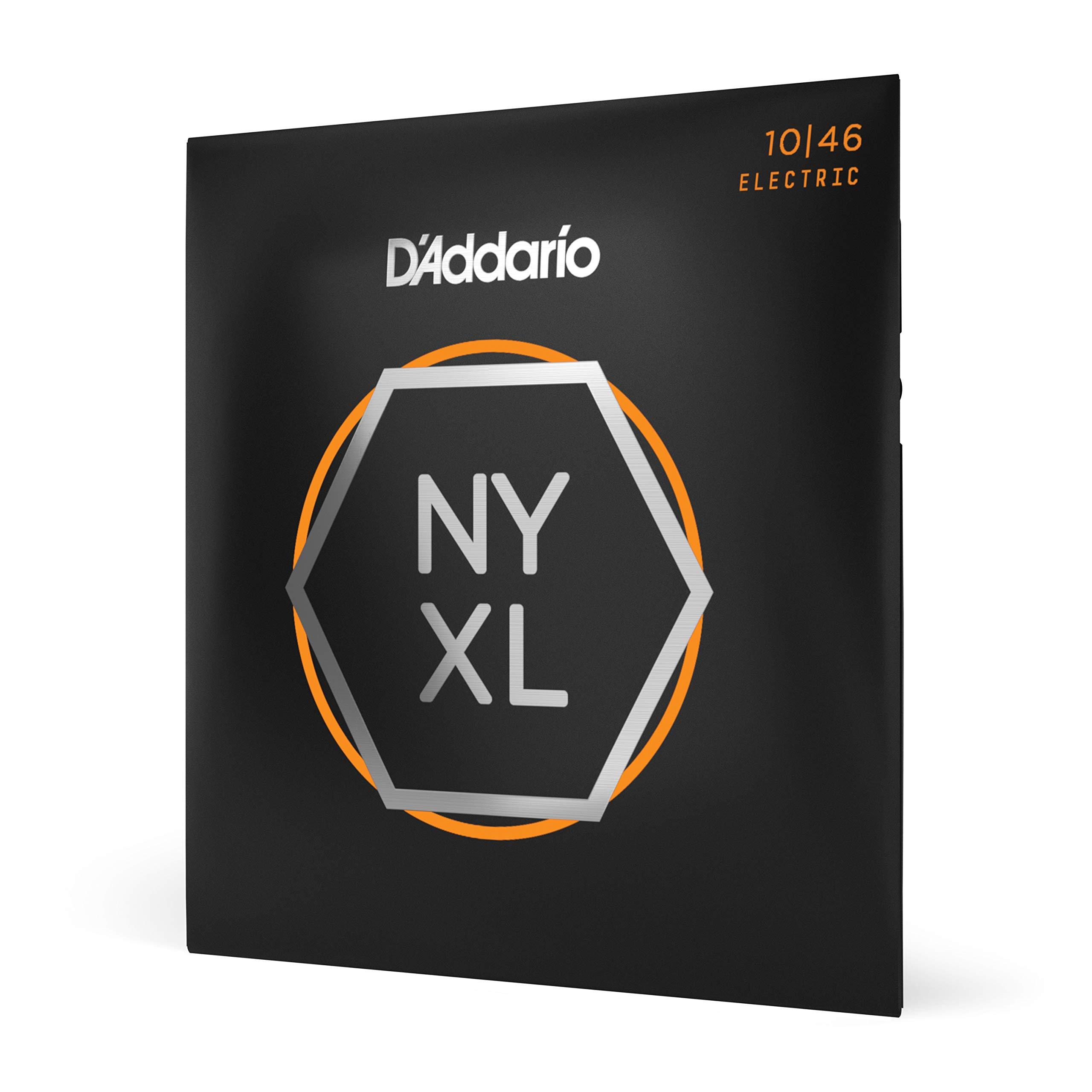 DAddario NYXL1046 Nickel Electric Strings