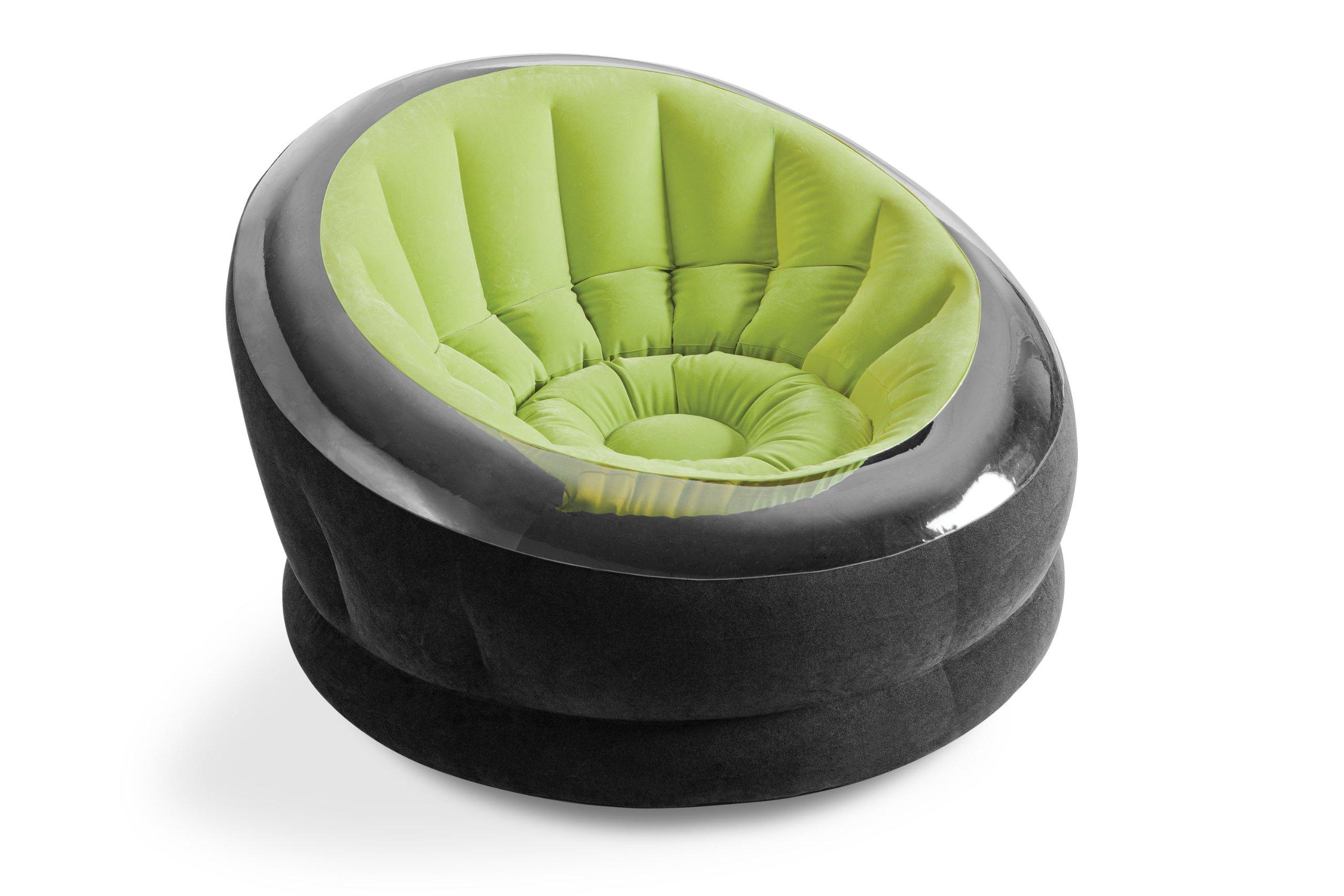 Intex Empire Inflatable Chair Green