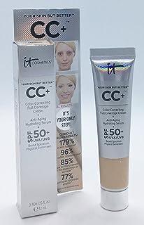 It Cosmetics Your Skin But Better CC+ Cream SPF 50+, 12 ml,