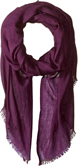Travel Weight Cashmere Wrap Scarf
