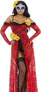 Reina De Muerte Sexy Day of The Dead Costume