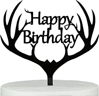 birthday cake deer
