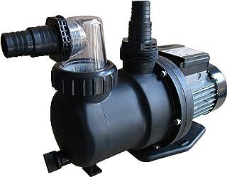 Gre PP051 Bombas de monobloc de filtración, Negro, 46x21x24 cm