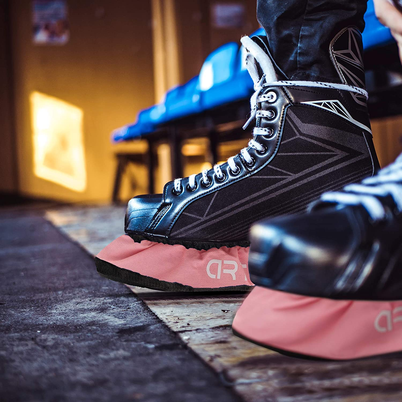 arteesol Ice Skate Blade Covers Protector Guard Figure Skates Hockey Skating-Blades for Kids Youth Adultor Men Women Boys Girls