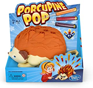 Hasbro Gaming Porcupine Pop Game for Kids Aged 4 and up