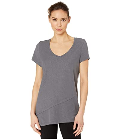 Aventura Clothing Renee Short Sleeve (Stingray) Women