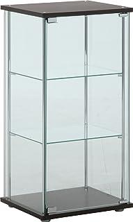 不二貿易 コレクションケース フィギュアケース 3段 高さ90cm ガラス 96049