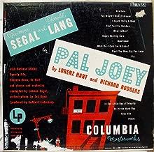 Musical Rodgers & Hart Pal Joey vinyl record