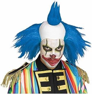Fun World Costumes Scary Clown Men Wig