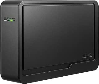 I-O DATA 東芝[レグザ]対応 USB 2.0/1.1接続 外付型ハードディスク 1TB HDC-EU1.0K [フラストレーションフリーパッケージ(FFP)]