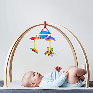 Wood Baby Gym - Foldable Child Play Gyms - infants Activity Center