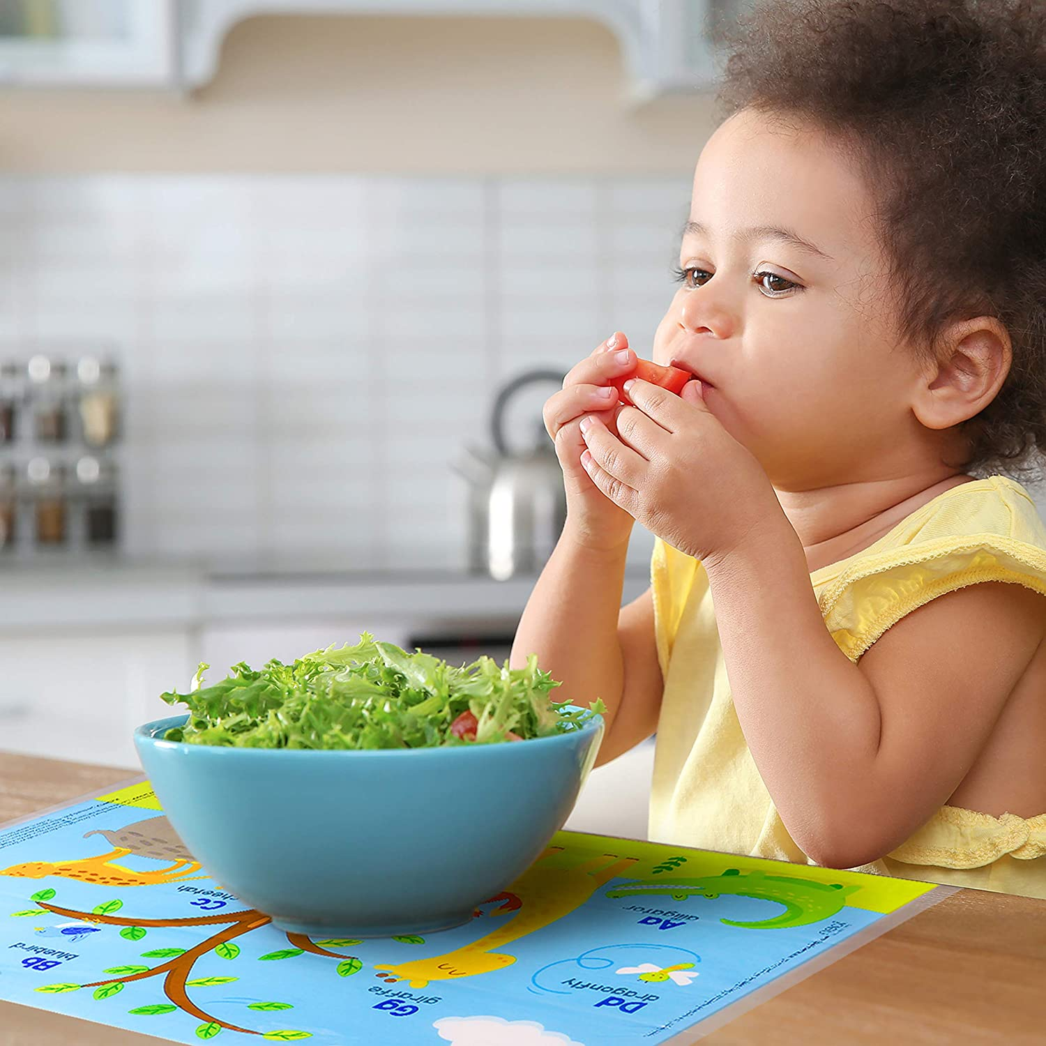 Neat Solutions Disposable Baby Placemat