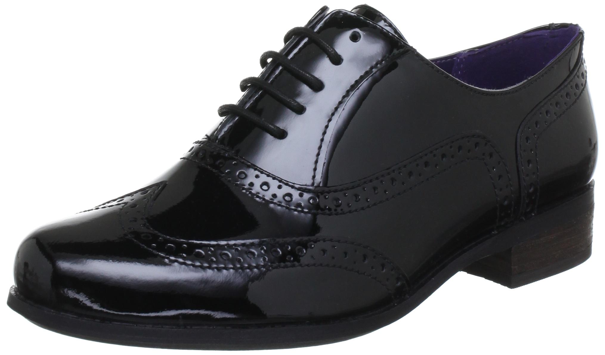 Clarks Hambleオークの女性の靴