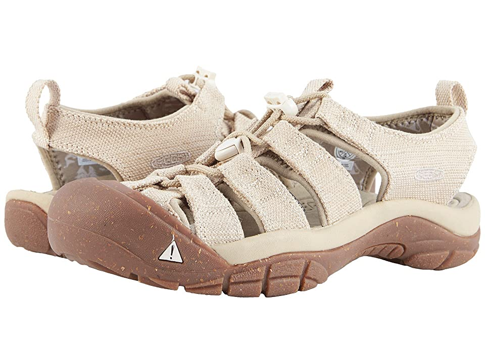 Keen Newport Retro (Hemp/White Cap) Women