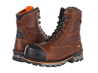 Timberland PRO Boondock WP Insulated Soft Toe (Brown) Men