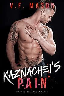 Kaznachei's Pain (Bratva & Cosa Nostra Book 5)