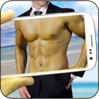 Body Scanner Camera Xray prank App