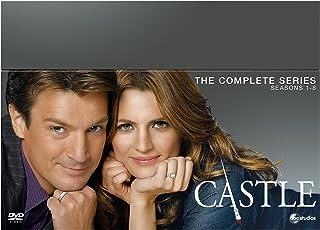 Castle Season 1-8 Boxset [Italia] [DVD]