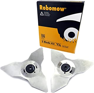 Robomow 1 Cuchillas para el Modelo RS 56 cm. Robot cortacésped