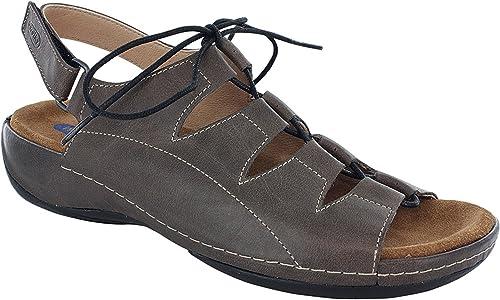 Wolky damen& 039;s Kite Slate Cartago Leather 40 European