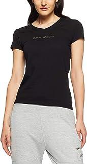 Emporio Armani Women's Ladies Knit T-Shirt