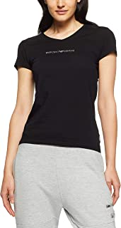 Emporio Armani Women's Ladies Knit T-Shirt